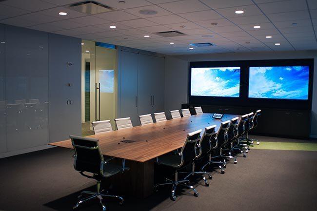 Viacom Av Design Build Standard Rooms Audiovisual