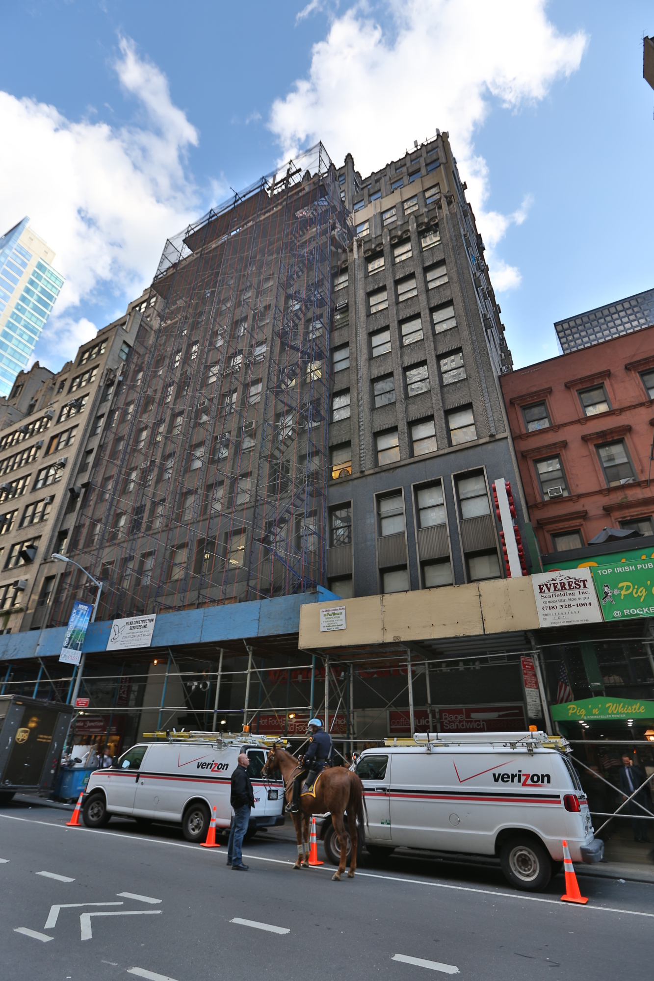 156 west 48th st in nyc: